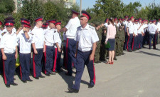 Морозовский Ростовская, кадетский корпус, про Морозовск