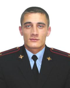 Морозовский участковый Польских Николай Петрович