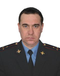 Морозовский участковый Дубок Сергей Евгеньевич