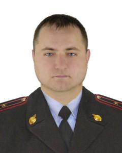 Морозовский участковый Ветчинкин Дмитрий Николаевич