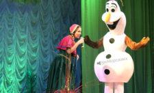 Рождественский концерт в Морозовский РДК Ростовская область