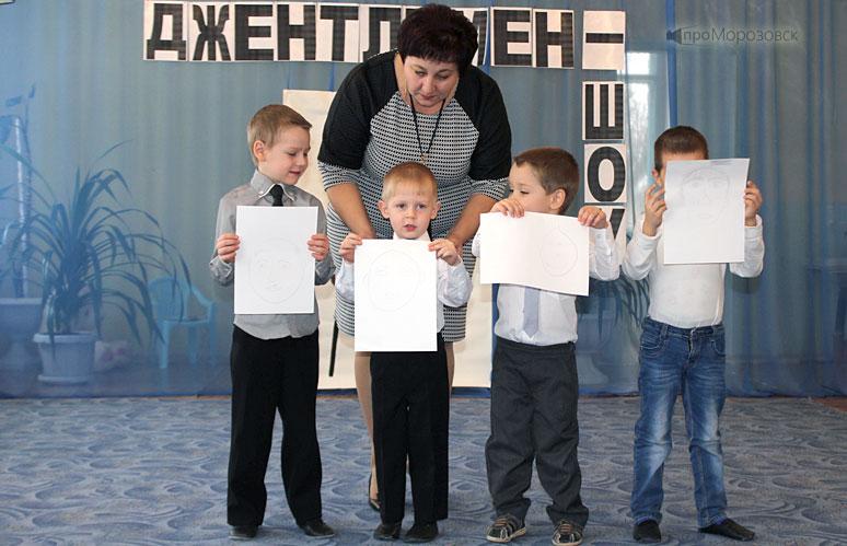 Джентльмен в хуторе Парамонове Морозовский район Ростовская область